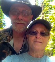 Dena and Charlie Wild Mushroom Foragers